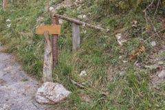 Porte animale en Autriche Photo libre de droits