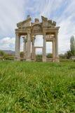 Porte Antic de ville Image libre de droits