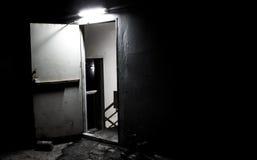 Porte antincendio Fotografia Stock Libera da Diritti