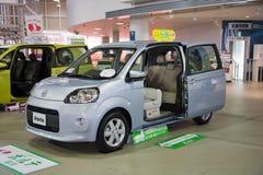 Porte 2017 Automobile di Toyota japan Fotografia Stock Libera da Diritti