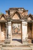 Porte avant antique Image libre de droits