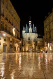 Porte Cailhau, Bordeaux Photographie stock libre de droits