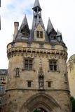 Porte Cailhau, Bordeaux, France Stock Image