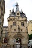 Porte Cailhau, Bordeaux, France Royalty Free Stock Photography