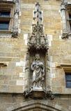Porte Cailhau, Bordeaux, France Stock Photos