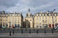 Porte Cailhau in Bordeaux Stock Photography
