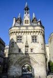 Porte Cailhau Gate Bordeaux, France Royalty Free Stock Images