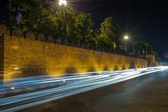 Porte Chiang Mai de Tha-Phae Photos libres de droits