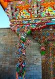 Porte décorative découpée Images libres de droits