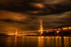 Porte d'or Image libre de droits