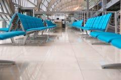 Porte d'aéroport Photographie stock