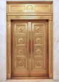 Porte d'ascenseur images libres de droits