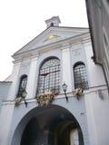 Porte d'aube à Vilnius Image stock