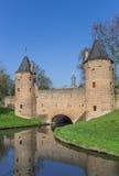 Porte d'eau Monikkendam à Amersfoort historique Photo libre de droits
