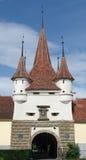 Porte d'Ecaterin - Brasov Roumanie Images libres de droits