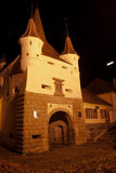 Porte d'Ecaterina dans Brasov Photo stock