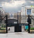 Porte d'entrée à la menthe canadienne royale Photo stock