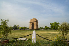 Porte d'Inde Photographie stock