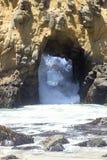 Porte d'océan Image libre de droits