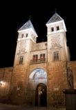 Porte de Bisagra Photos stock