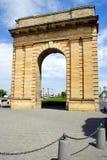 Porte de Bourgogne. In Bordeaux, France Royalty Free Stock Image