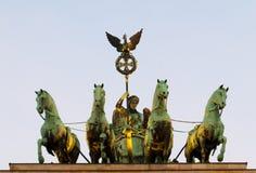 Porte de Brandebourg image stock