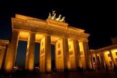 Porte de Brandebourg, Berlin Images stock