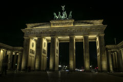Porte de Brandebourg Berlin photos libres de droits