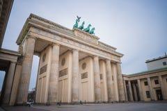 Porte de Brandebourg, Berlin Photos libres de droits