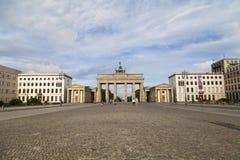 Porte de Brandenburger à Berlin Photographie stock libre de droits