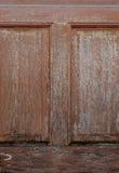 Porte de délabrement Images stock