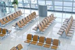 Porte de déviation d'aéroport images stock