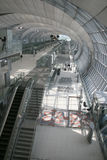 Porte de déviation d'aéroport de Bangkok Photographie stock libre de droits