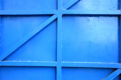 Porte de fer Image stock