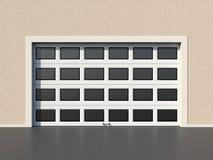 Porte de garage Image stock