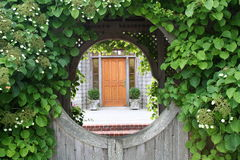 Porte de Graden photo stock