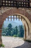 Porte de herse Photos libres de droits