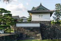 Porte de Kikyomon à Tokyo Photo libre de droits