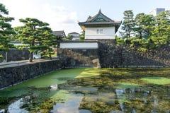 Porte de Kikyomon à Tokyo Photographie stock