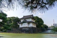 Porte de Kikyomon à Tokyo Photographie stock libre de droits