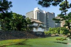 Porte de Kikyomon à Tokyo Image stock
