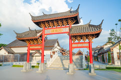 Porte de la Chine Image stock