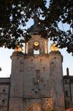 Porte de la Grosse Horloge, La Rochelle ( France ) Stock Photo