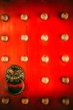 Porte de lion Image stock