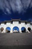 Porte de mémoire de Chiang Kai-shek, Taiwan image libre de droits