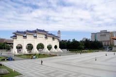 Porte de mémorial de Chiang Kai-shek Image libre de droits