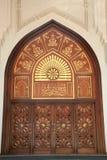 Porte de mosquée Photos stock
