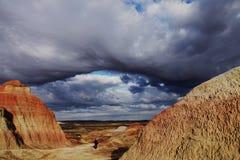 Porte de nuage (2) Photos libres de droits