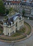Porte de Paris - Lille - Vertical Royalty Free Stock Photo