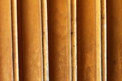 Porte de planche, fond Image libre de droits